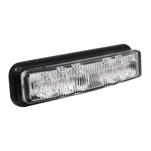 White LED Slim Strobe