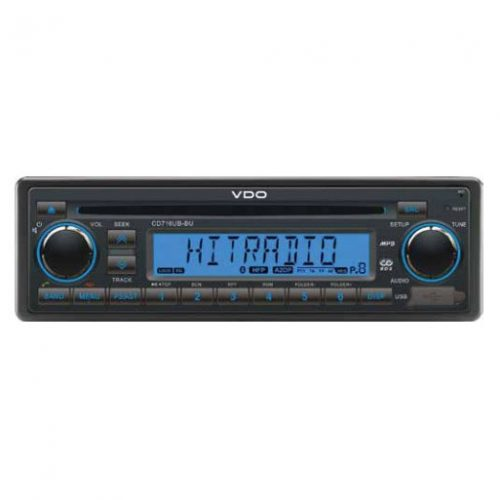 CD Radio/USB MP3/WMA Bluetooth®