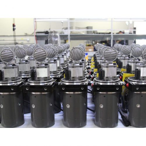 Commercial and Industrial Hydraulic Motors & Pumps